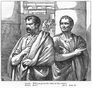 superstitions in the tragedy of julius Julius caesar read the sparknote.